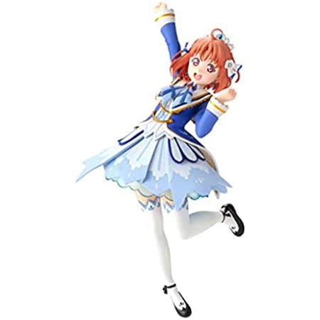 一番くじ ラブライブ!サンシャイン!! The School Idol Movie Over the Rainbow A賞 高海千歌 フィギュア (プライズ)