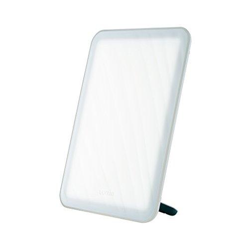 Lumie Vitamin L - schlanke Lichtdusche mit 10.000 Lux für eine effektive SAD-Lichttherapie