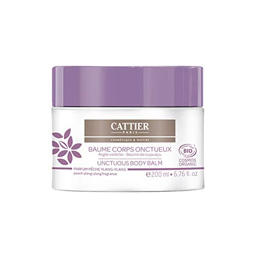 Cattier Baume Corps Onctueux 200 ml