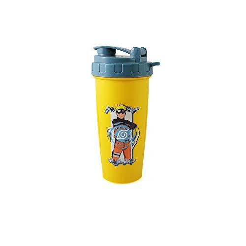 Naruto Shippuden Rasengan Shaker Bottle [20 oz], featuring the Hero of the Leaf
