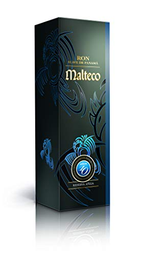 Malteco Malteco Ron 10 Años Reserva Añejo 40% Vol. 0,7L In Giftbox - 700 ml