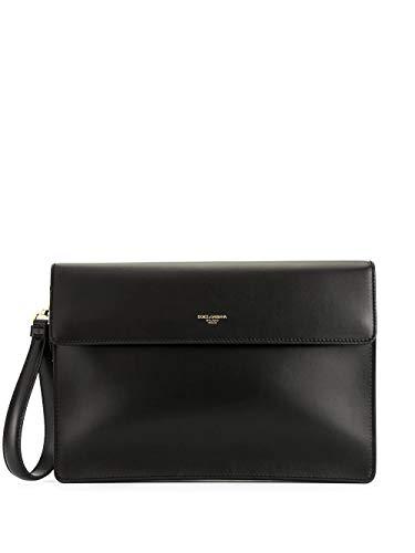 Luxury Fashion | Dolce E Gabbana Uomo BM1586AC95480999 Nero Pochette |