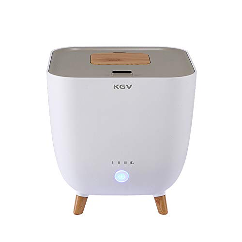 Difusores Ultrasónicos De Aroma De 3L Difusor De Aceite Esencial para Aromaterapia con Apagado Automático Sin Agua para Yoga Oficina...