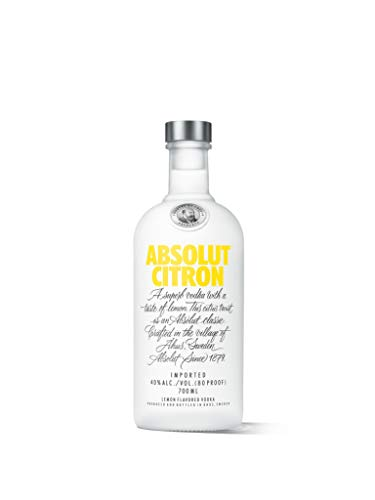 Absolut Vodka Citron 70 cl
