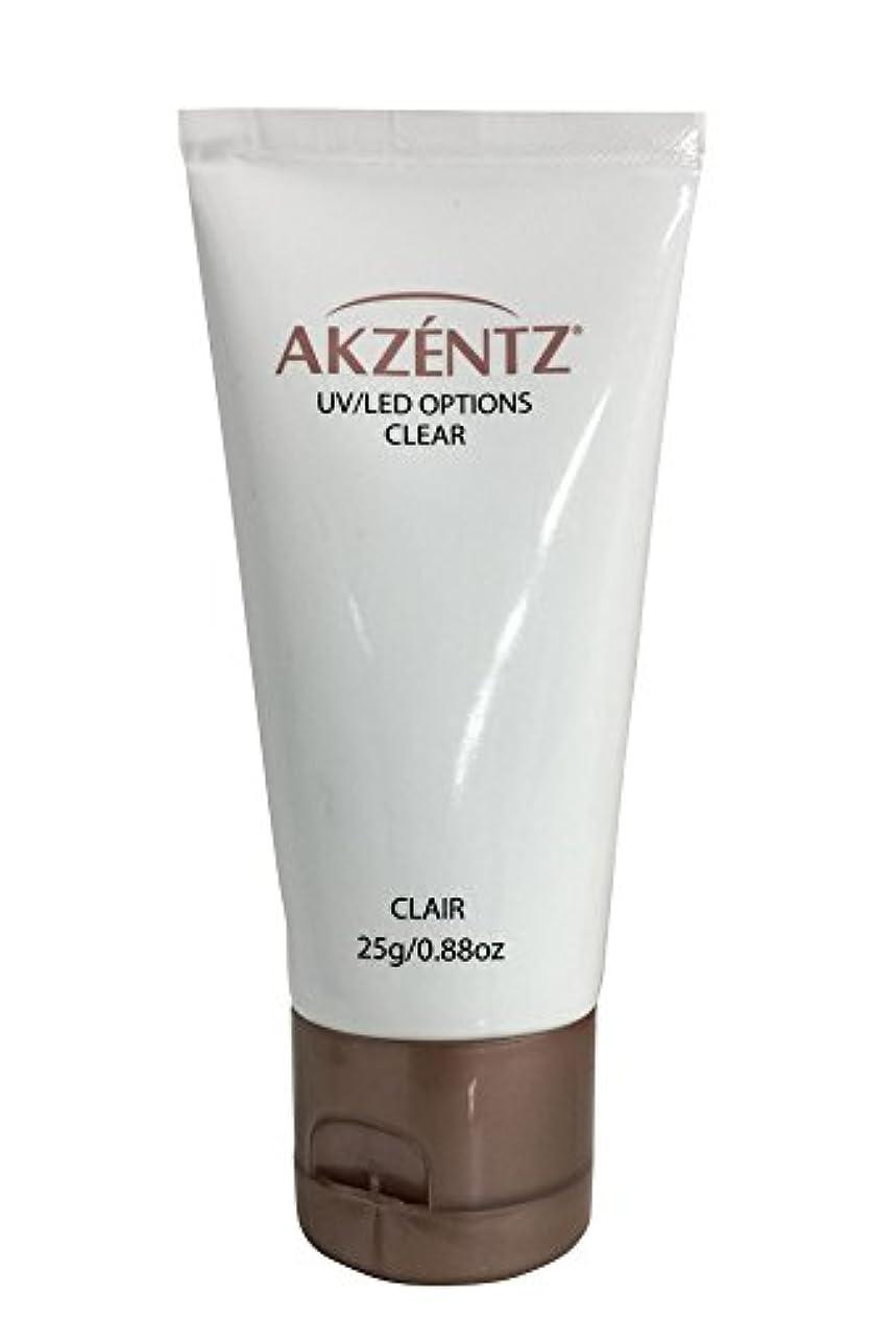 ジェーンオースティン再開情報AKZENTZ(アクセンツ) UV/LED オプションズ クリアジェル 25g