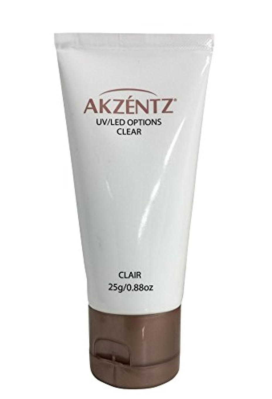 力激怒結晶AKZENTZ(アクセンツ) UV/LED オプションズ クリアジェル 25g