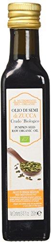 Probios Olio di Semi di Zucca - Confezione da 6 x 250 ml