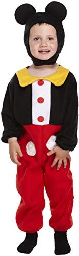Enfants Garçons Filles pour Enfants Dessin Animé Souris Semaine/Jour Mondial du Livre Costume Déguisement 3 Ans