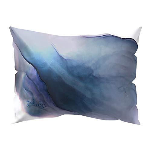 Hunpta @ Kissenbezug 30x50 cm - Gradient Farbmischung Kissenhüllen Kopfkissenbezug für Wohnzimmer Schlafzimmer Kinderzimmer Sofa Dekor Home Dekorative Zierkissenbezüge mit Reißverschlüsse