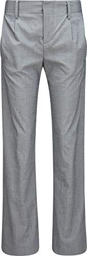 Drykorn Damen Hose in Grau meliert 27W / 34L