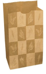 EcoCraft Double-Wax Bakery Bags 8 Popular brand in the world Max 44% OFF Package LB of 200