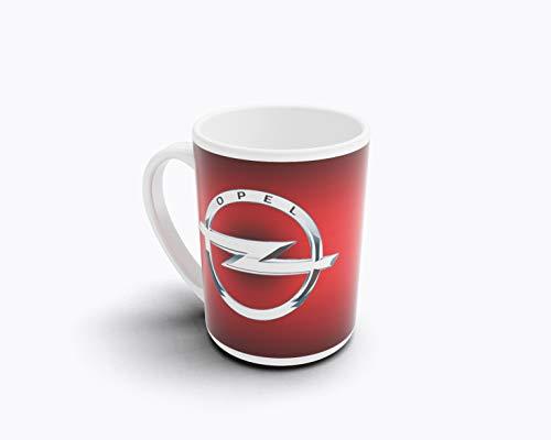 caprica91 OPEL Auto Tasse Kaffeebecher Fototasse Kaffee Tasse - T168