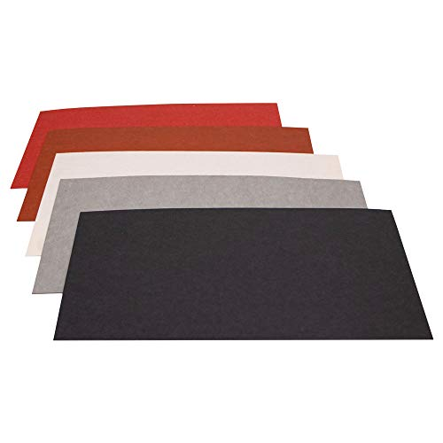 5 pc Spacing Material for Knife Making