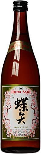 Choya Sake The Refined Japanese Sake 13,5% Vol. 0,72l
