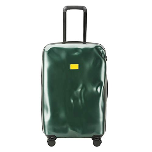 Best Prices! ZZ ZH Personality Trolley Case Universal Wheel Ultra Light Damaged Fashion Luggage Trav...