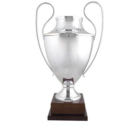 Trofeo Replica Copa Champions League 70cm GRABADO Tamaño Real Trofeos PERSONALIZADOS Copa de Europa Trofeos de Futbol