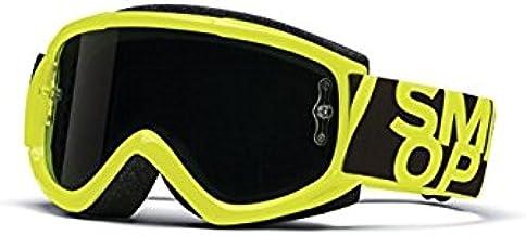 goggle-shop Chrom Spiegel mit Montage-Smith Kraftstoff-V.1/V.2/Motocross MX-Brille