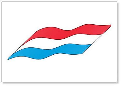 Kühlschrankmagnet, Motiv: Flagge von Belgien