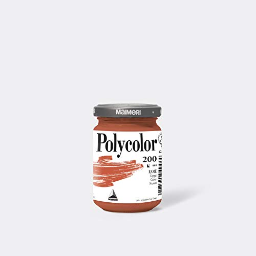 Couleur acrylique Polycolor 125 Ml Cuivre