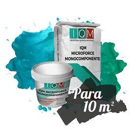 IQM MICROFORCE MONOCOMPONENTE kit microcemento para 10m2