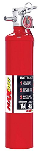 H3R Performance MX250R Fire Extinguisher