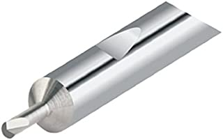 Micro 100 0.015 Projection BBL-060200X AlTiN Coated 0.200 Maximum Bore Depth Left Hand Cutting Radius Boring Tool 0.060 Minimum Bore Diameter 1-1//2 Overall Length Solid Carbide Tool Coated 1//8 Shank Diameter 0.003 Tool Radius