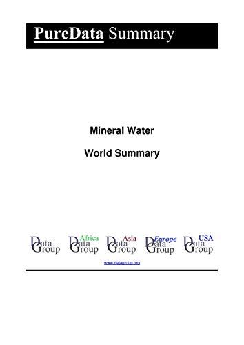 Mineral Water World Summary: Market Values & Financials by Country (PureData World Summary Book 3740) (English Edition)