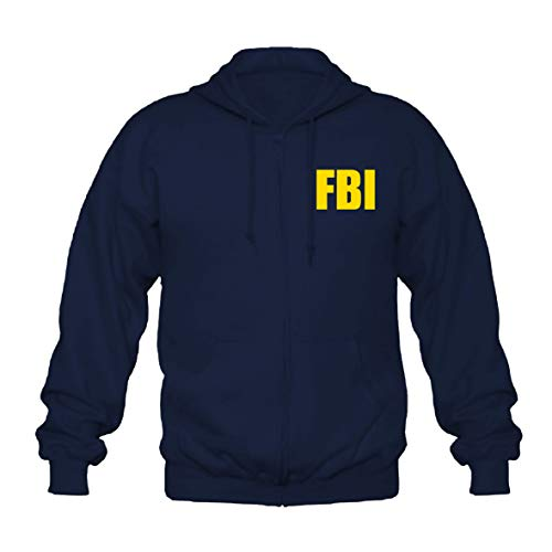 pro-Camicia F.B.I. Logo - Jacket (M)
