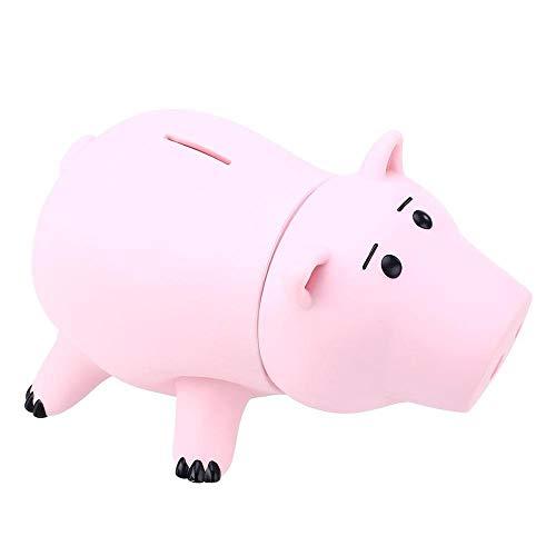 LEZDPP Toy Story jamón Cerdo Hucha Piggy Hucha Rosa