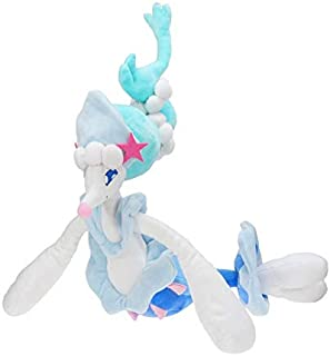 eSunny 35-40Cm Primarina Stuffed Plush Toys Kawaii Anime Characters Plush Doll Toys Gift for Children Girls Must Have Baby Items Friendship Gifts Childrens Favourites Superhero Birthday UNbox Dolls