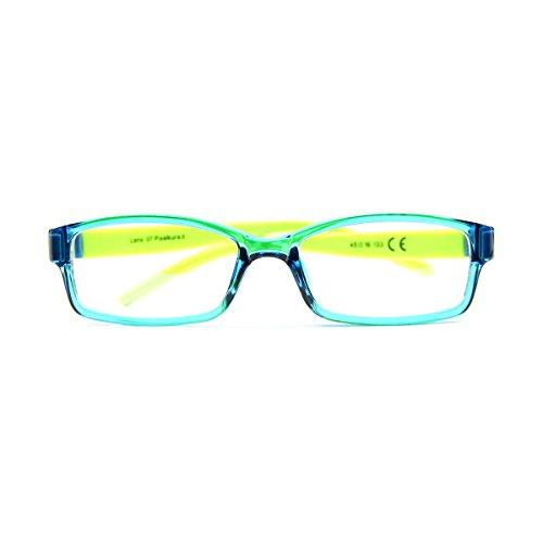 Pixel Lens Kids para Ninos- Gafas para Ordenador, TV, Tablet,Gaming. contra EL CANSANCIO Ocular, Confort Visual, Montura Ligera, CERTIFICADA LUZ Azul - 41% Y UV -100%