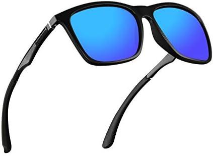 Polarized Sunglasses for Men Aluminum Mens Sunglasses Driving Rectangular Sun Glasses For Men product image