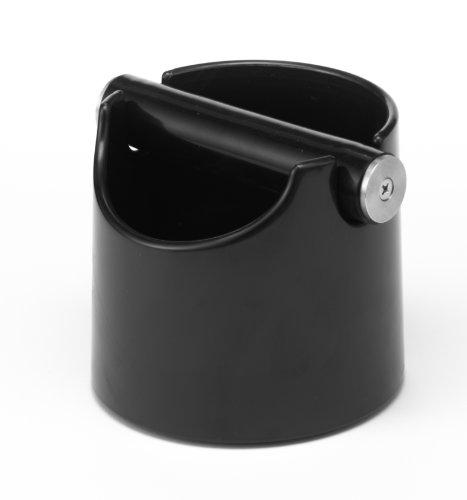 Concept-Art kbs Abschlagbehälter (Knockbox) Basic aus Kunststoff schwarz Ø 12 cm