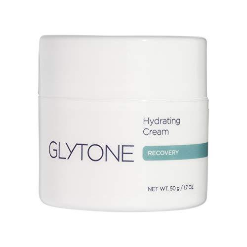 Glytone Hydrating Cream, Rich Non-Greasy with Glycerin and Sorbitol Face Moisturizer, Non-Comedogenic, Fragrance-Free, 1.7 oz.