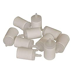 commercial Stens 610-225 Fuel Filter Kit, White stens fuel filter