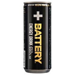 BATTERY(バッテリー)『エナジードリンク』