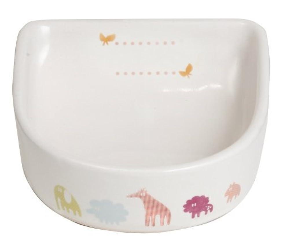 軌道に変わるマトロンペティオ (Petio) みゃむ みゃむ 犬用 陶器食器 アニマルシルエット S