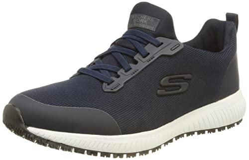 Skechers Damen Squad Sr Sneaker, Navy, 39 EU