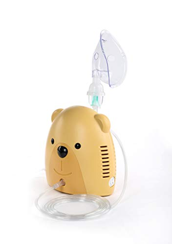 MGH Life Child Friendly Portable Cool Mist with Accessories (Compressor with Accessories Kits)
