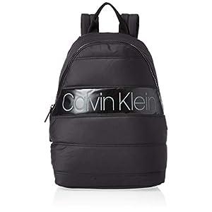 31qhMrR+ebL. SS300  - Calvin Klein Puffer Round Backpack - Shoppers y bolsos de hombro Hombre