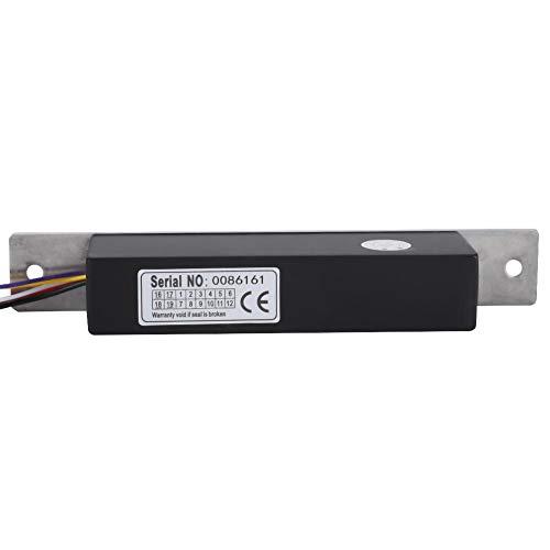 12V / 24V Cerraduras electromagnéticas, Cerradura eléctrica de aluminio de una sola...