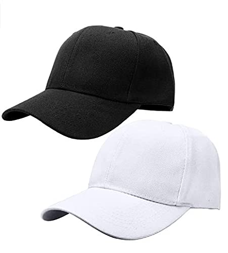DEVICE OF URBAN INFOTECH Latest Fancy Cricket/Baseball Cap for Men & Women Stylish Cap with Adjustable Strap Design for Outdoor Running Gym Travel & Sun Protection Cap (Unisex)