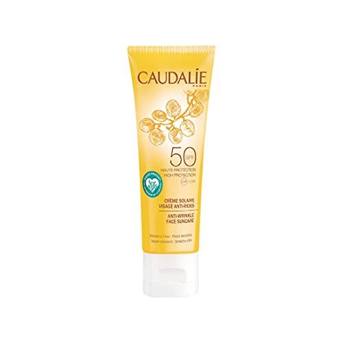 Caudalie Crema Solaire Visage Anti-Rides (crema solare antirughe) per il viso 50 SPF