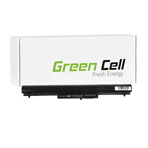 Green Cell® Standard Serie TPN-Q114 Batteria per Portatile HP (4 Pile 2200mAh 14.4V Nero)
