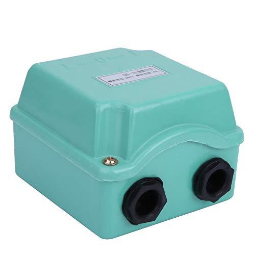 Interruptor de tambor, control de motor de marcha atrás y apagado delantero Interruptor de tambor de marcha atrás hacia adelante Interruptor de cambio de motor de marcha atrás QS-15 380V 15A