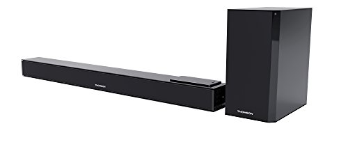 Soundbar THOMSON SB260IBT Color Black, Subwoofer, Bluetooth, 200W