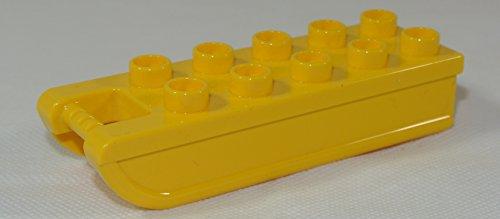 Bausteine gebraucht Schlitten, gelb (Lego Duplo Custom Set)