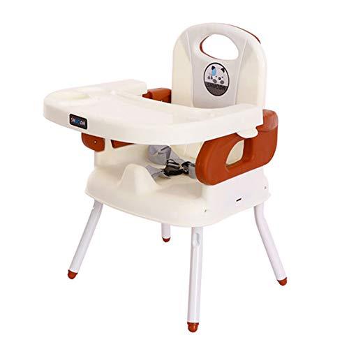 Ceinture pliable de siège de bébé portatif pour la chaise de repas à la maison