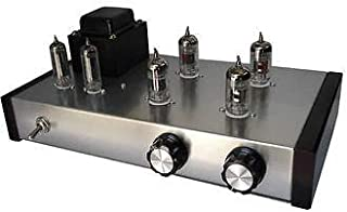 FidgetKute preamplifier DIY kit 12AX7+12AU7+6Z4 Vacuum Tube kit Tube AMP