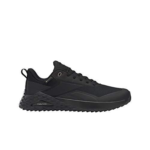 Reebok Cruiser GTX, Zapatillas de Trail Running Hombre, Negro/Negro/MOODUS, 41 EU